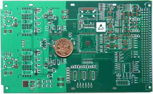 Multi layer circuit board